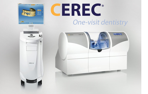 Cerec 3d dental mill